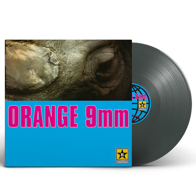 "REV031 Orange 9mm ""s/t"" 12""ep Mockuo"