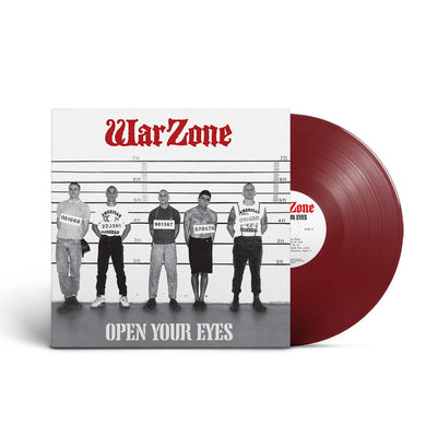 "Warzone ""Open Your Eyes"""