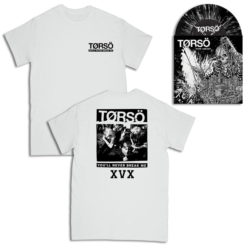 "Torso ""Home Wrecked Vinyl Combo Package"""