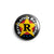 "REVBTN06 Revelation Records ""Crest"" -  Button"
