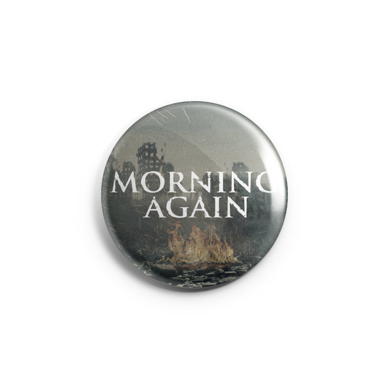 "REVBTN177 Morning Again ""Survival Instinct"" -  Button"