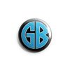 "REVBTN20 Gorilla Biscuits ""Logo (Blue)"" -  Button"
