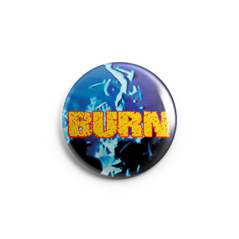 "REVBTN22 Burn ""Record Cover"" -  Button"