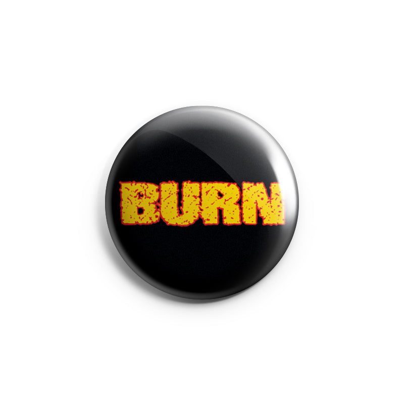 "REVBTN30 Burn ""Logo (Black)"" -  Button"