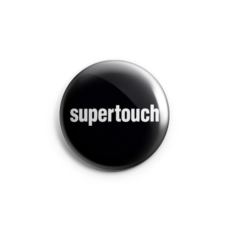 "REVBTN54 Supertouch ""Logo (White)"" - Button"