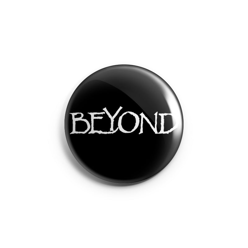 "REVBTN56 Beyond ""Logo (Black)"" -  Button"
