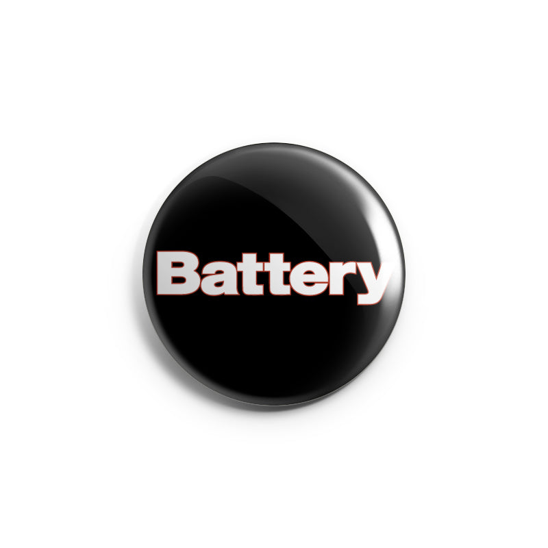 "REVBTN65 Battery ""OG Logo"" -  Button"