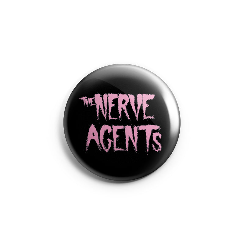 "REVBTN73 The Nerve Agents ""Logo"" - Button"