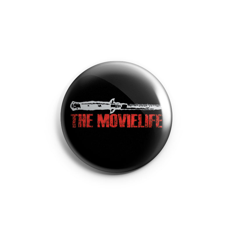 "REVBTN99 The Movielife ""Knife"" - Button"