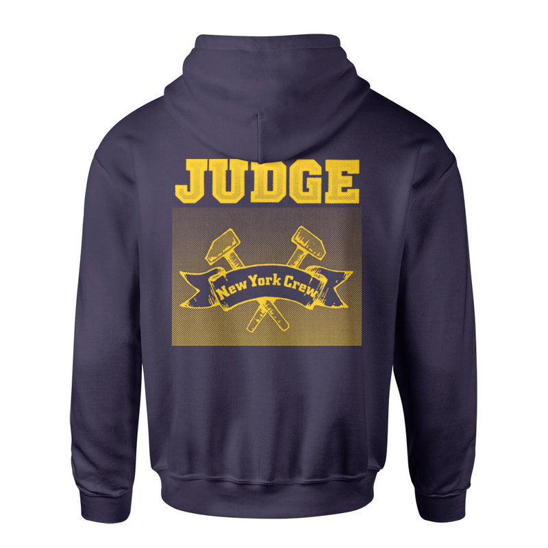 "Judge ""New York Crew"" - Hooded Sweatshirt"