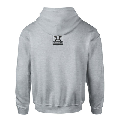 "REVHS182S Drain ""California Hardcore"" - Hooded Sweatshirt Back"