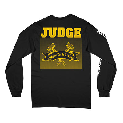 "REVLS04BKS Judge ""New York Crew"" - Long Sleeve Back"