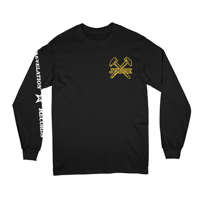 "REVLS04BKS Judge ""New York Crew"" - Long Sleeve Front"