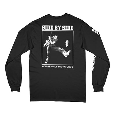 "REVLS05 Side By Side ""Live Photo"" - Long Sleeve T-Shirt Back"