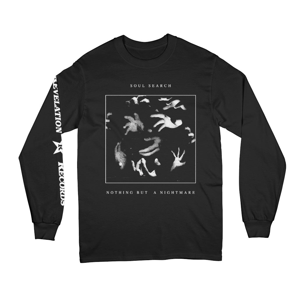 "REVLS155SSoul Search ""Nothing But A Nightmare"" - Long Sleeve T-Shirt"