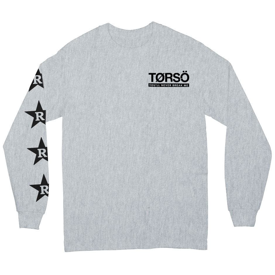 "Torso ""You'll Never Break Me"" - Long Sleeve T-Shirt"