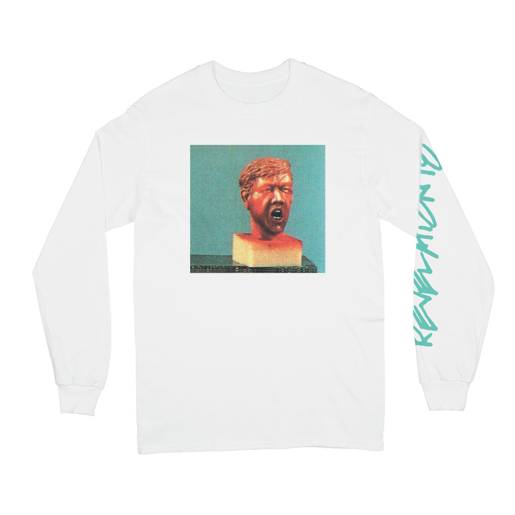 "Quicksand ""Revelation 18 (White)"" - Long Sleeve"