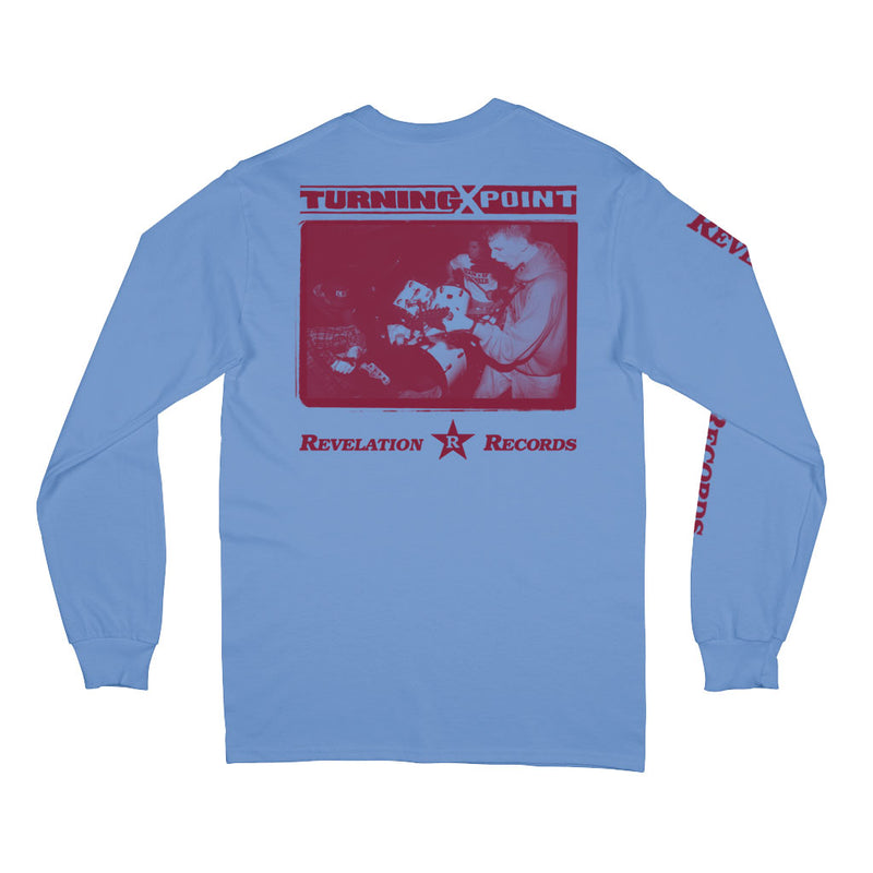 "Turning Point ""Demo (Light Blue)"" - Long Sleeve T-Shirt"