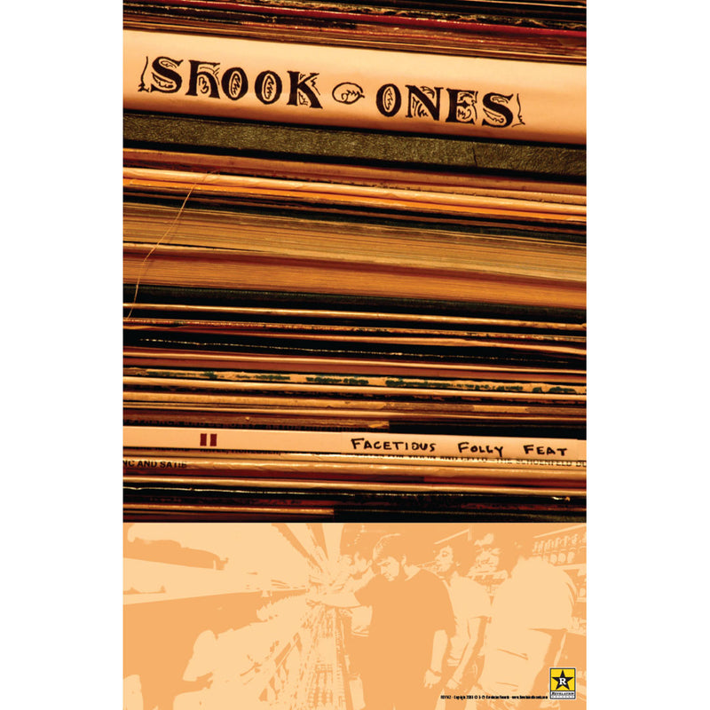 "Shook Ones ""Facetious Folly Feat"" - Poster"
