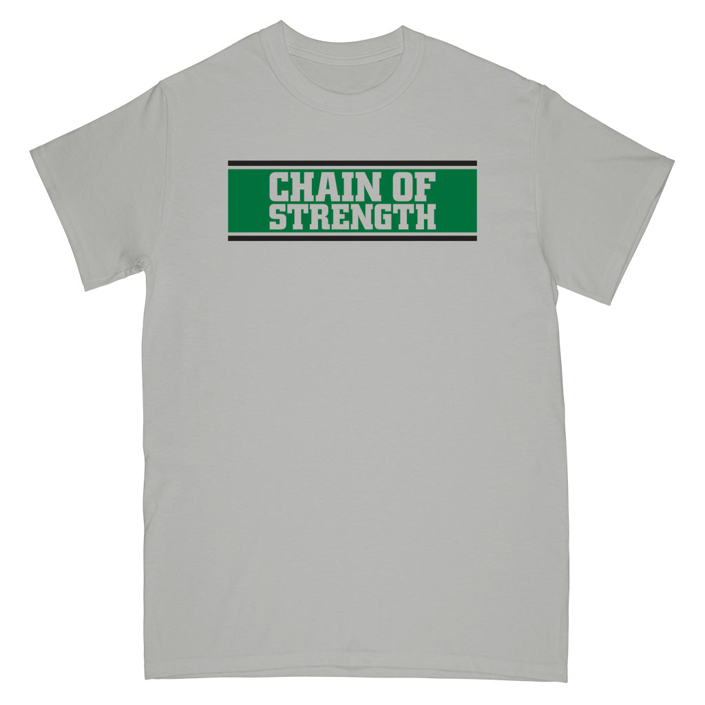 "REVSFT29S Chain Of Strength ""The One Thing That Still Holds True (Soft Style)"" -  T-Shirt Front"