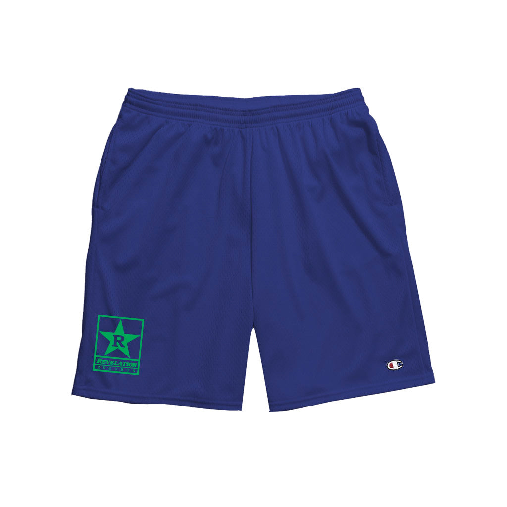 "Revelation Records ""Summer 2020 (Royal Blue)"" - Shorts"