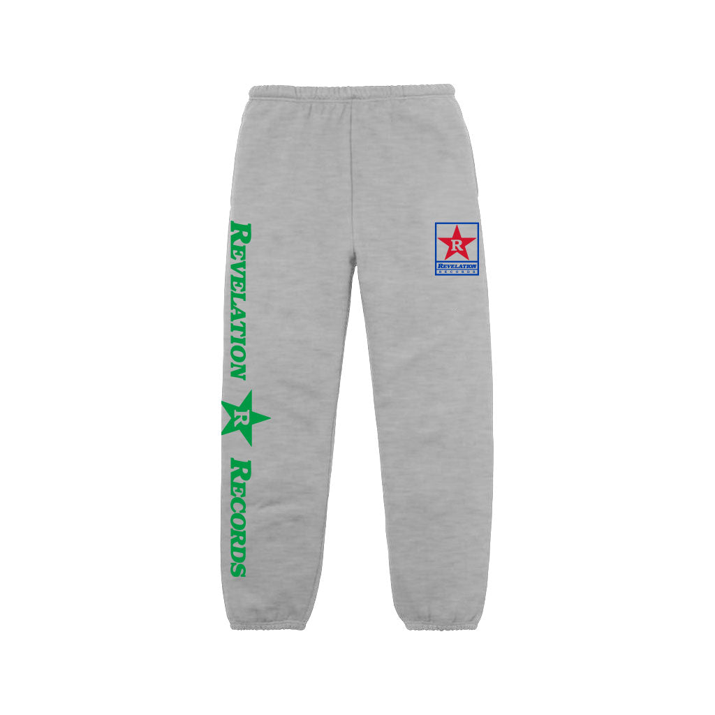 "Revelation Records ""Logo (Ash)"" - Sweatpants"