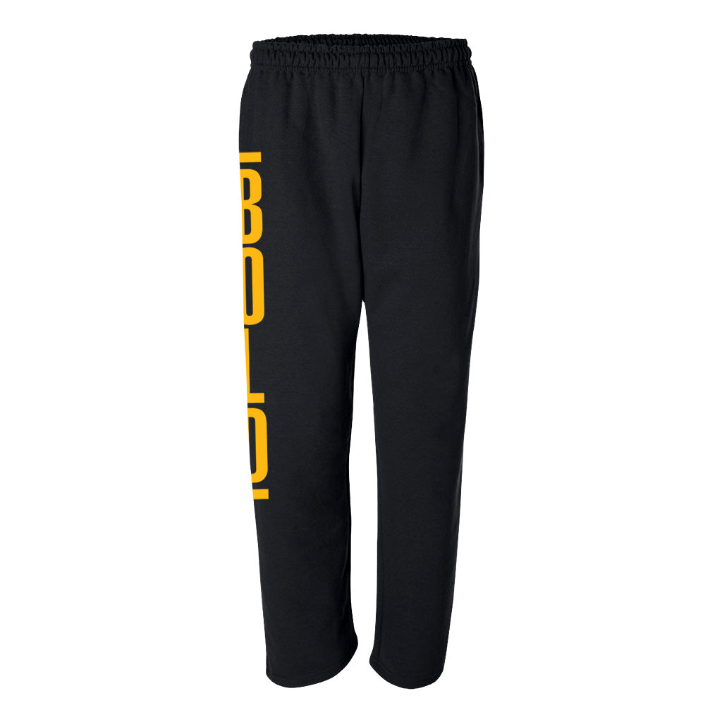 "REVSP009XS Bold ""Logo"" -  Sweatpants Full"