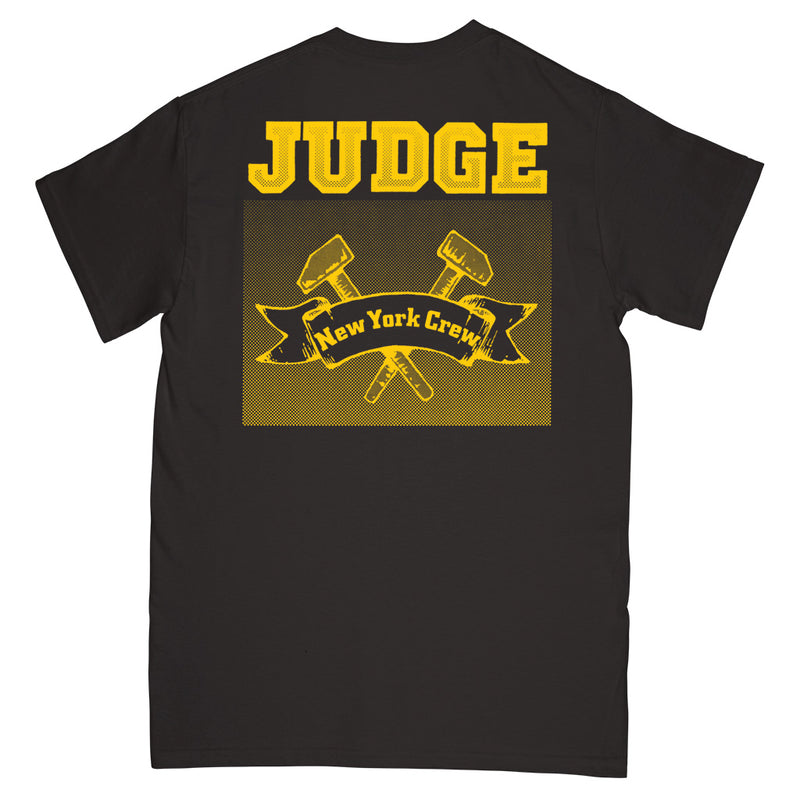 "REVSS04S Judge ""New York Crew (Black)"" -  T-Shirt Front"