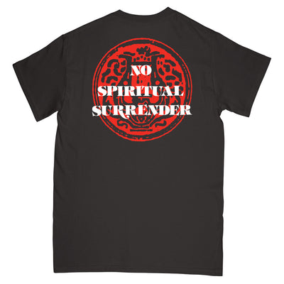 "REVSS08 Inside Out ""No Spiritual Surrender (Red)"" -  T-Shirt Back"