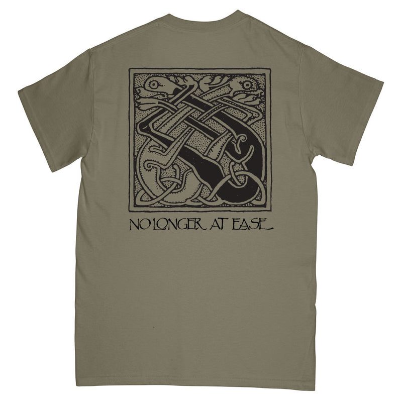 "Beyond ""No Longer At Ease (Military Green)"" - T-Shirt"