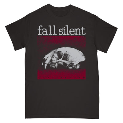 "REVSS168S Fall Silent ""Cart Return"" -  T-Shirt Front"