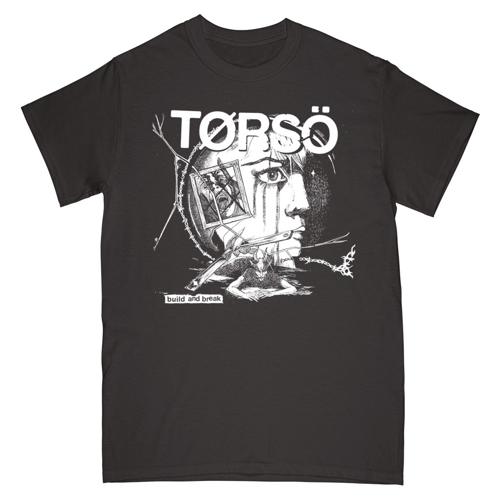 "REVSS178 Torso ""Build And Break"" - T-Shirt Front"