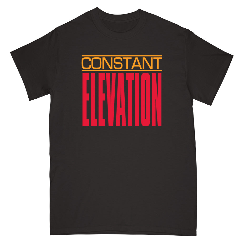 "REVSS181S Constant Elevation ""Logo"" -  T-Shirt Front"