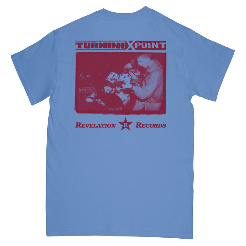 "Turning Point ""Demo (Light Blue)"" - T-Shirt"