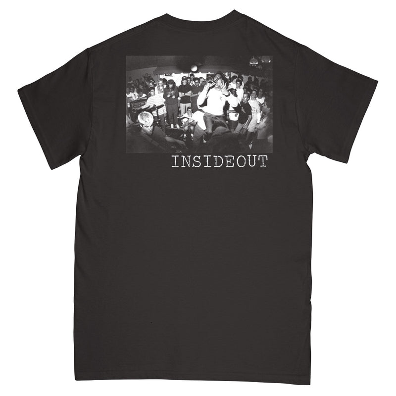 "REVSS20S Inside Out ""Logo (Black)"" -  T-Shirt Front"