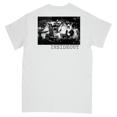 "REVSS19S Inside Out ""Logo (White)"" -  T-Shirt Back"