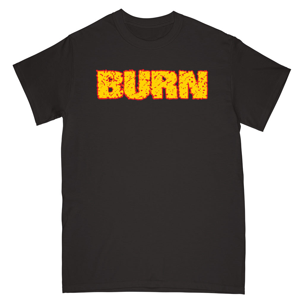 "Burn ""Shall Be Judged (Black)"" - T-Shirt"