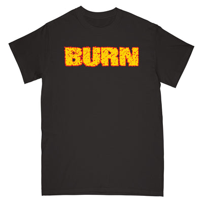 "REVSS22CS Burn ""Shall Be Judged (Black)"" -  T-Shirt Front"