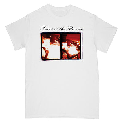 "REVSS51 Texas Is The Reason ""LP Cover"" - T-Shirt Front"