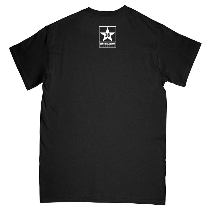 "Quicksand ""Multi Logo (Black)"" - T-Shirt"