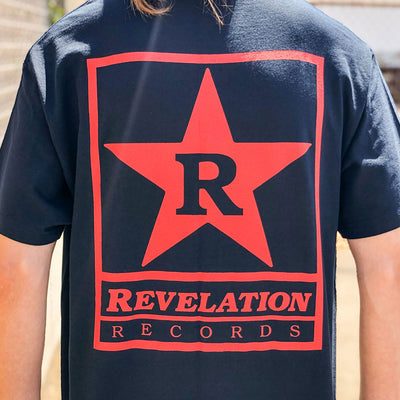 "Revelation Records ""Logo 2020 (Blue)"" - T-Shirt"