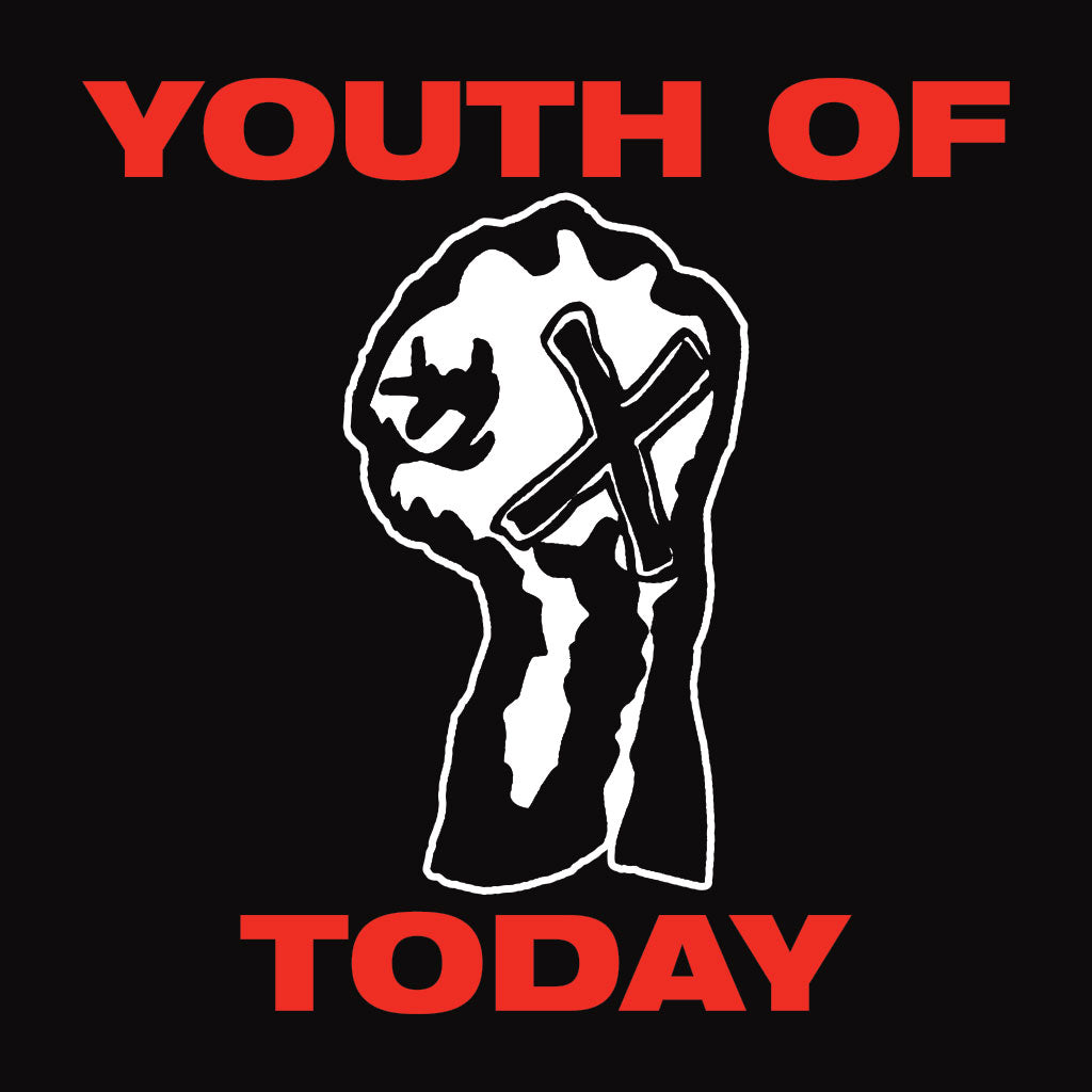 "Youth Of Today ""Fist"" - Sticker"