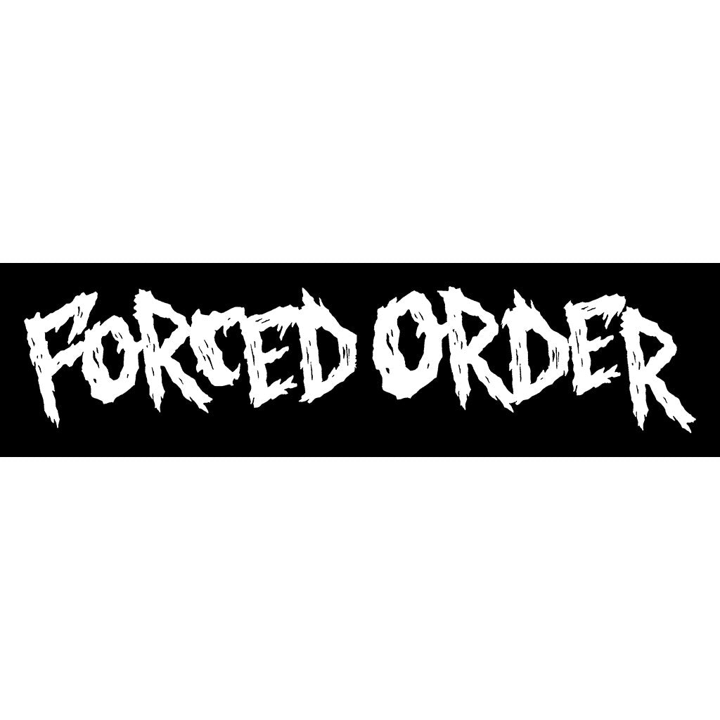 "Forced Order ""Logo"" - Sticker"