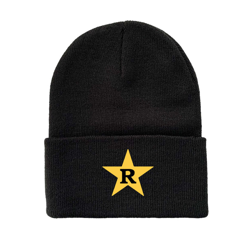 "Revelation Records ""Star (Black)"" - Beanie"