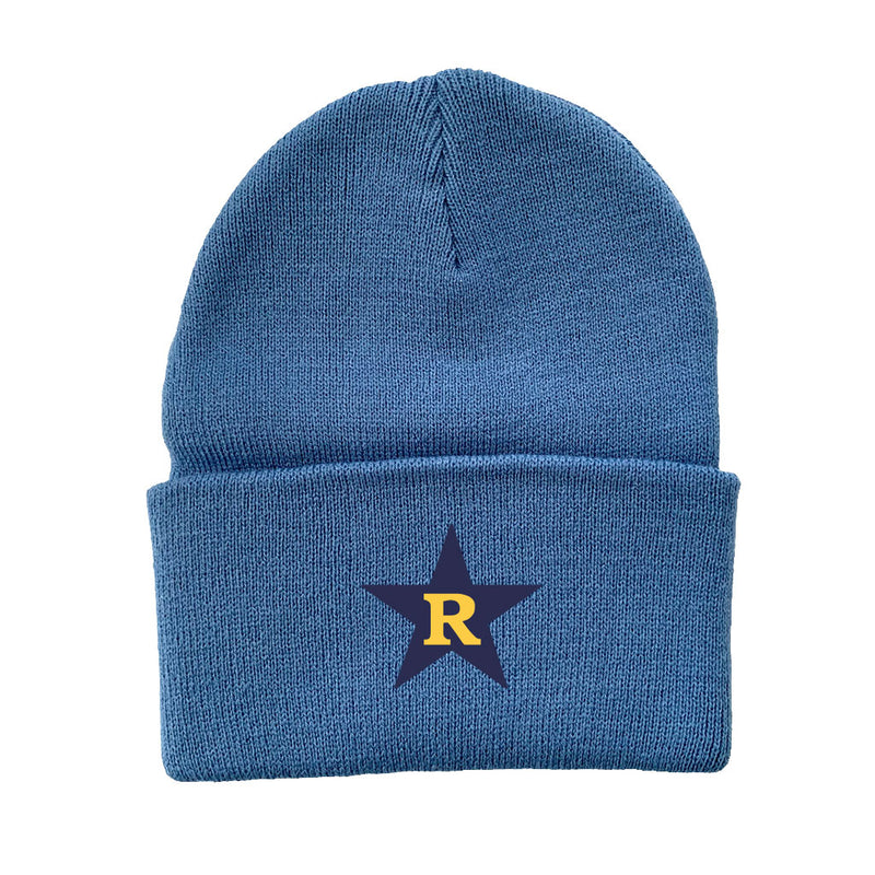 "Revelation Records ""Star (Blue)"" - Beanie"