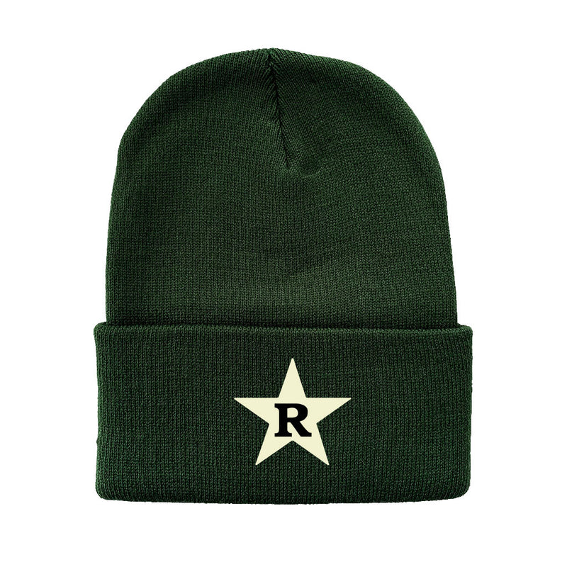 "Revelation Records ""Star (Green)"" - Beanie"