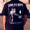 "REVSS05 Side By Side ""Live Photo"" - T-Shirt Model"