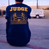 "Judge ""New York Crew (Navy)"" - T-Shirt"