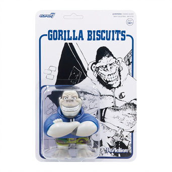 "Gorilla Biscuits ""Gorilla"" - Action Figure"