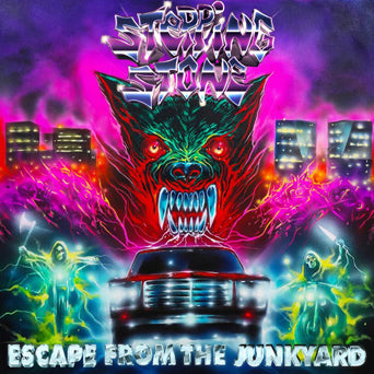 "Stepping Stone ""Escape From The Junkyard"""